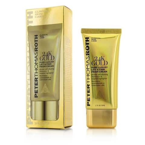 Peter Thomas Roth 24K Gold Pure Luxury Lift & Firm Prism Cream 50Ml/1 7Oz