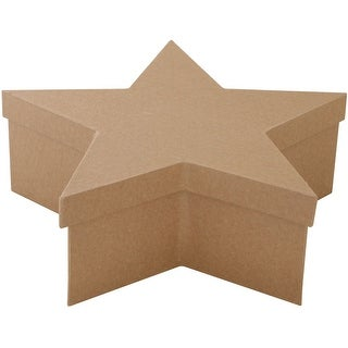 "Paper-Mache Large Star-11.5"""