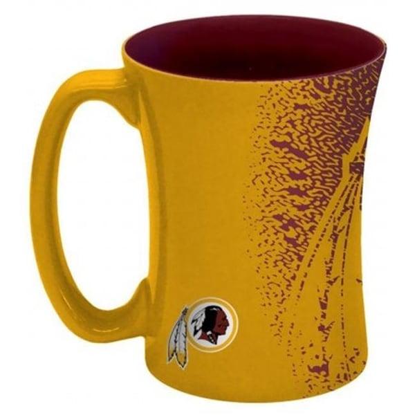 Shop Washington Redskins Coffee Mug 14 Oz Mocha Free Shipping On