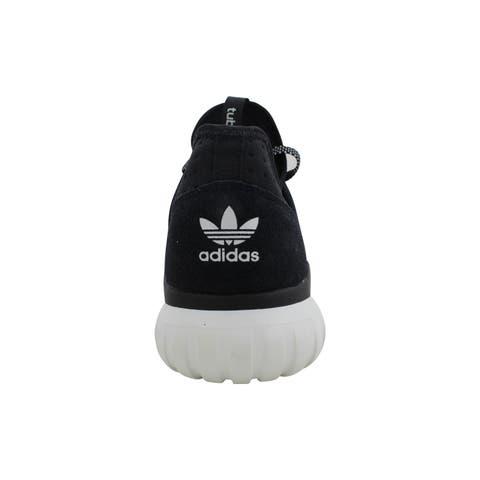 Adidas Tubular Radial Black/Black/Vintage White S80114 Men's