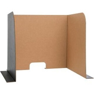 Flipside FLP61859 Computer Lab Privacy Screen, Large - Pack of 3