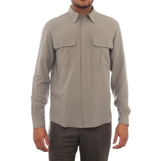 Vilebrequin Long Sleeve Collared Casual Button Down Men Regular Casual