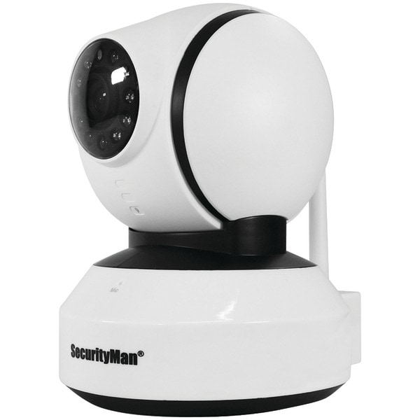 Securityman Sm-821Dth Wi-Fi Pan/Tilt Camera