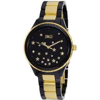 Jivago Women's Sky JV2417 Black Dial watch