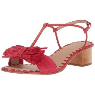 Pour La Victoire Womens Julie Open Toe Casual Slingback Sandals - 6