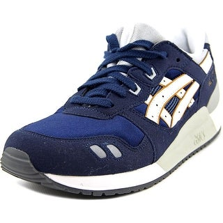 Asics Gel Lyte III Gs Round Toe Synthetic Sneakers