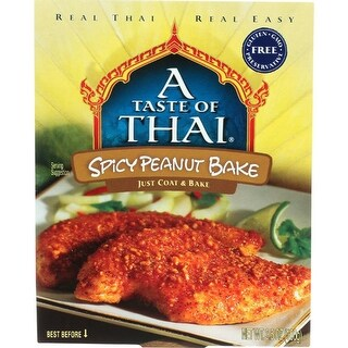 Taste Of Thai - Spicy Peanut Bake ( 6 - 3.5 OZ)