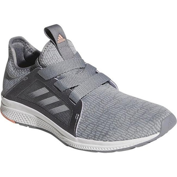 fcb6e0547 Shop adidas Women s Edge Lux Running Shoe Grey Three F17 Grey Two ...