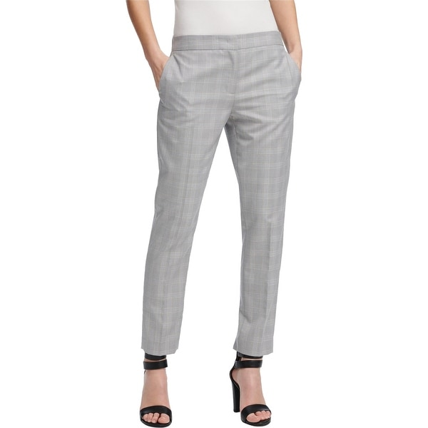 Dkny Womens Skinny Ankle Casual Trouser Pants. Opens flyout.