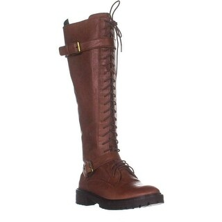 Link to Lucky Brand Womens Almond Toe Knee High Fashion Boots Similar Items in Women's Shoes
