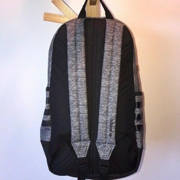 One Size adidas Original Base Backpack Onix Jersey
