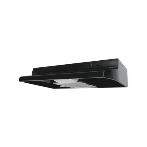 """Air King ESQZ230 230 CFM 30"""" Wide Energy Star Certified Under Cabinet Range Hood with Single 26 Watt Fluorescent Light from the"""