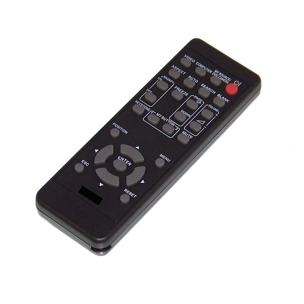 OEM Hitachi Remote Originally Shipped With: CP-X3041WN, CP-X4030WN, CP-X4041WN, CPEX400, CPWX3041WN, CPWX3530WN