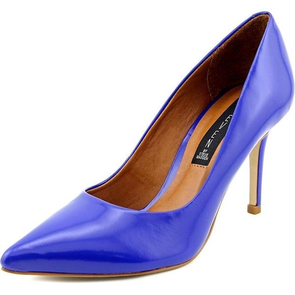 Steven Steve Madden Shiela   Pointed Toe Leather  Heels