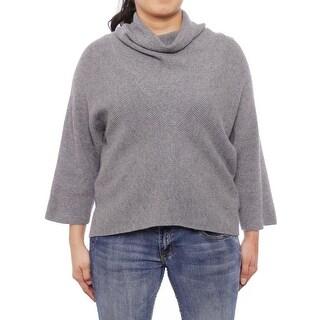 Armani Collezioni Roll Collar Pullover Women Regular Rayon Sweater