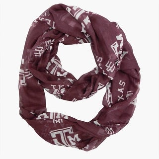 Link to Texas A&M Aggies Infinity Scarf Similar Items in Fan Shop