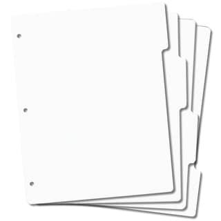 Ezmount Tabbed Stamp Storage Panels 4/Pkg