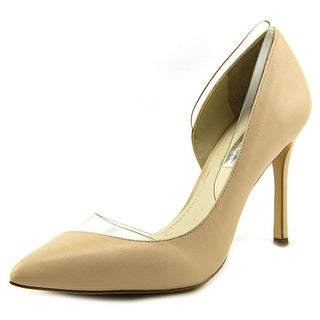 BCBGeneration Tricky Pointed Toe Leather Heels