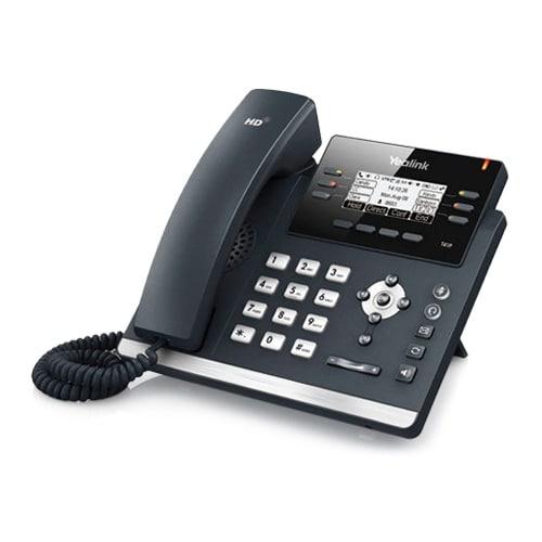 """Yealink SIP-T41P Ultra-Elegant IP Phone"""