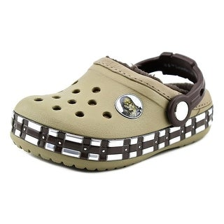 Crocs Star Wars Chewbacca Toddler Round Toe Synthetic Clogs