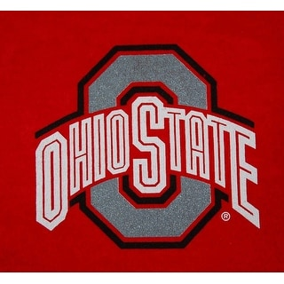Ohio State Rally Towel - Red