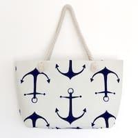 Anchor Canvas Tote Bag