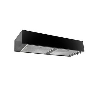 "Imperial G3030SD4 430 CFM 30"" Wide Flush Mount Under Cabinet Range Hood with Air"