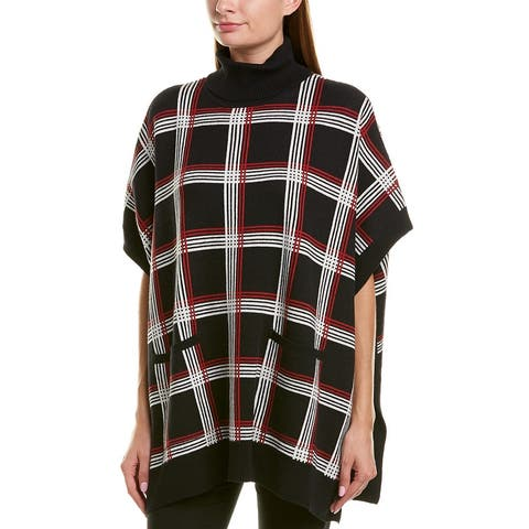 Jones New York Poncho