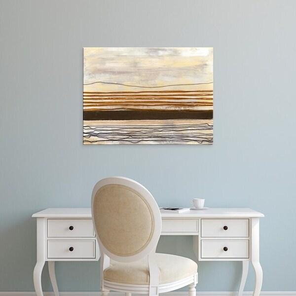 Easy Art Prints Natalie Avondet's 'Powder Springs III' Premium Canvas Art