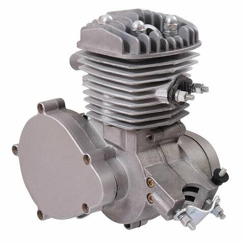 2-Stroke Upgraded 80 cc Bicycle Gasoline Engine Motor Kit