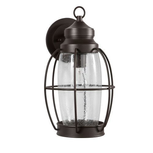 "Park Harbor PHEL2902 West Rock 16"" Tall Single Light Outdoor Wall Sconce"
