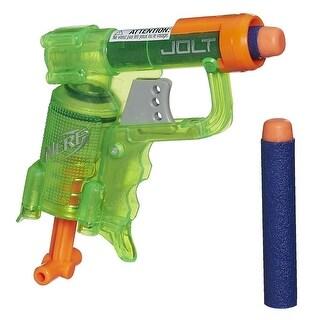 Nerf N-Strike Jolt Blaster, Green - Multi