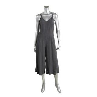 Bailey 44 Womens Printed Crop Jumpsuit - M
