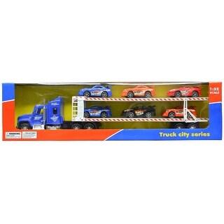 Lollipop Truck City Series Rig Set