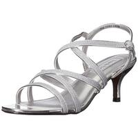 Touch Ups Womens Emery Open Toe Special Occasion Strappy Sandals