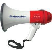Amplivox S601R Mity-Meg 15-Watt Megaphone (Li-Ion Compatible)