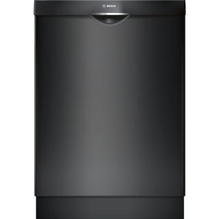 Bosch SHSM63W5 24 Inch Wide 16 Place Setting Energy Star Built-In Fully Integrated Dishwasher with Scoop Handle and AquaStop