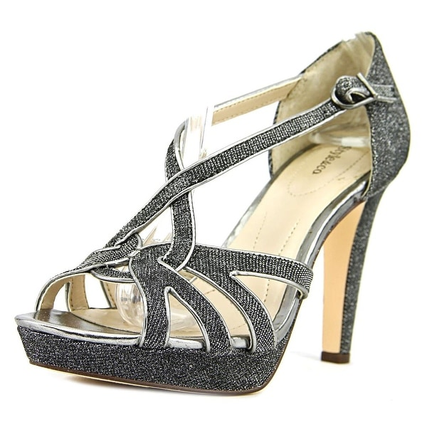 Style & Co Selinaa Women Pewter Sandals
