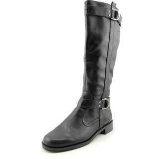 Aerosoles Ride Line Women  Round Toe Synthetic Black Knee High Boot