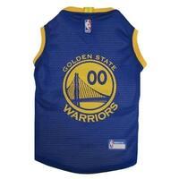 Golden State Warriors Pet Jersey - Medium