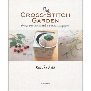 Search Press Books-The Cross-Stitch Garden