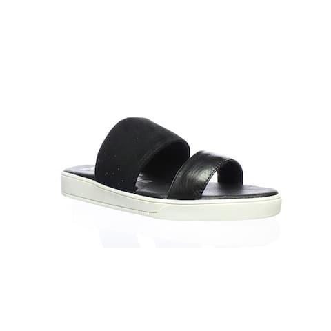 Blackstone Womens Rl92 Black Sandals EUR 38