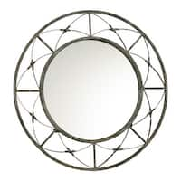Cyan Design 4285 Parker Rounded Mirror - N/A