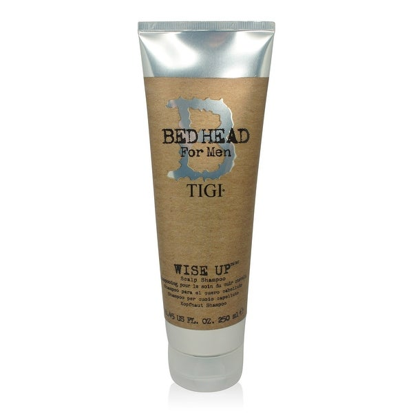 Tigi Bed Head For Men Wise Up Scalp Shampoo 8.45 Fl Oz