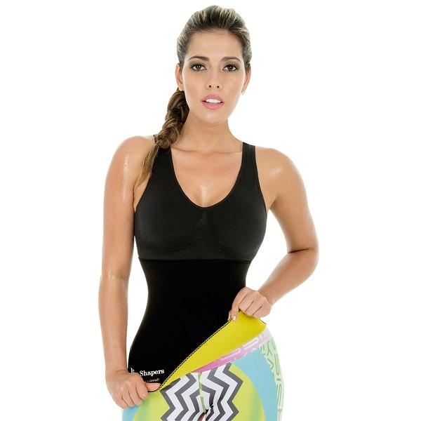 43265399cf Neo Sweat Hot Slimming Belt Body Shapers Neoprene Sauna Gym Sport Aerobic  Cami Workouts Fajas