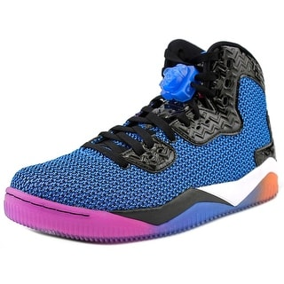Jordan Air Spike Forty PE Men Round Toe Synthetic Basketball Shoe
