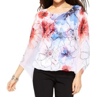 August Silk Womens Pullover Top Silk Sleeveless - m