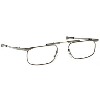 937c142ac77 Shop Kanda Slimfold Model 5 Gunmetal Temples 1.50 Folding Reading Glasses -  Free Shipping Today - Overstock - 19206822