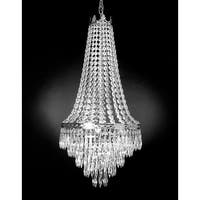 French Empire Style Crystal Chandelier Chandeliers Lighting Light Fixture