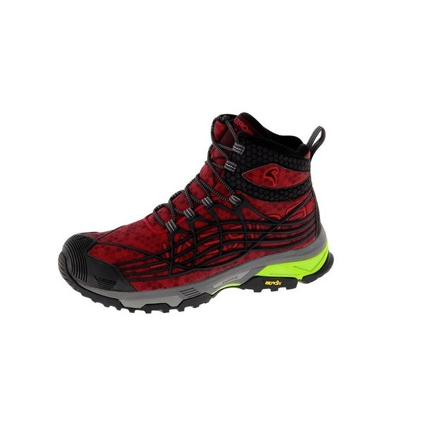 Boreal Climbing Boots Mens Lightweight Hurricane Rojo Red